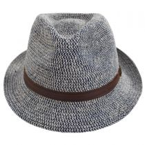 Laying Low Hemp and Cotton Fedora Hat alternate view 2
