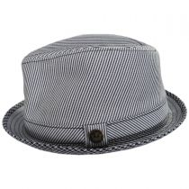 Mind Seeker Fabric Trilby Fedora Hat alternate view 3
