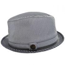Mind Seeker Fabric Trilby Fedora Hat alternate view 11