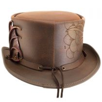 Draco Leather Top Hat alternate view 45