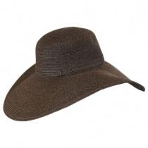 Sophia Toyo Straw Swinger Hat in