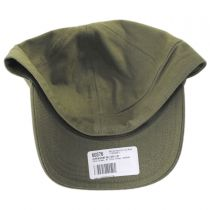 Herringbone Military Cap in