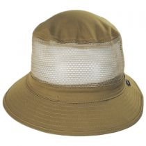 Hardy Cotton and Mesh Bucket Hat alternate view 2