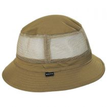 Hardy Cotton and Mesh Bucket Hat alternate view 3