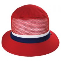 Hardy Cotton and Mesh Bucket Hat alternate view 8