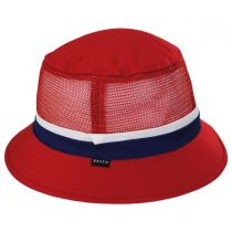 Hardy Cotton and Mesh Bucket Hat alternate view 9