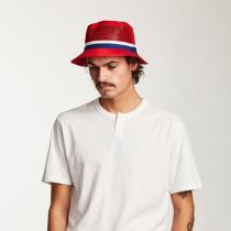 Hardy Cotton and Mesh Bucket Hat alternate view 11