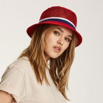 Hardy Cotton and Mesh Bucket Hat alternate view 32