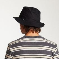 Ronson Cotton Packable Fedora Hat in
