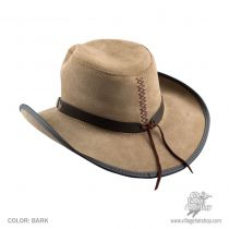 Dallas Suede Western Hat