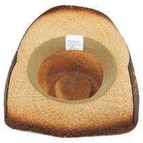 Wildflower Aged Straw Western Hat alternate view 4