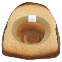 Wildflower Aged Straw Western Hat alternate view 8