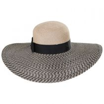 Resort Straw Swinger Wide Brim Hat alternate view 10