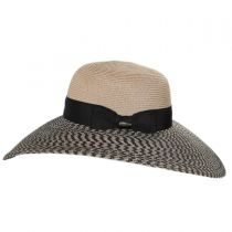 Resort Straw Swinger Wide Brim Hat alternate view 11