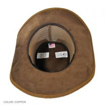 Durango Dapple Band Leather Western Hat