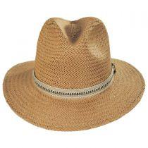 Kilgore Raindura Toyo Straw Fedora Hat alternate view 14