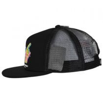 Orphan Trucker Snapback Baseball Cap alternate view 3
