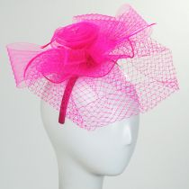 Cadeau Mesh Fascinator Headband alternate view 2