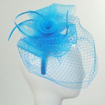 Cadeau Mesh Fascinator Headband alternate view 9