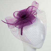 Cadeau Mesh Fascinator Headband alternate view 5