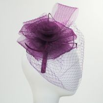 Cadeau Mesh Fascinator Headband alternate view 6