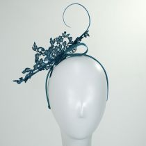 Lace Fascinator Headband in