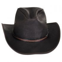 Stockade Waxed Cotton Western Hat alternate view 2