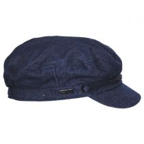 Seaport Cotton Fiddler Cap alternate view 7