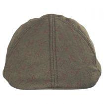 High Warrior Linen and Cotton Duckbill Ivy Cap in