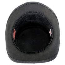 Oracle Leather Top Hat in