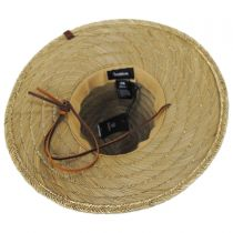 Bells Straw Lifeguard Hat in