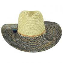 Horizon Toyo Straw Fedora Hat in