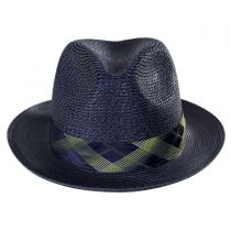 Cable Line Milan Straw Fedora Hat in