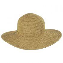 Brighton Toyo Straw Sun Hat in