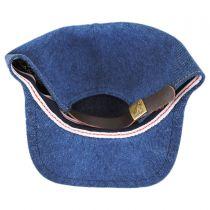 Indigo Spacecap Strapback Baseball Cap Dad Hat in