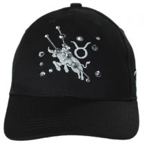 Taurus Jewel Adjustable Baseball Cap in