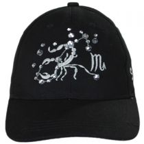 Scorpio Jewel Adjustable Baseball Cap alternate view 2