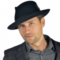 Chatham Fur Felt Fedora Hat alternate view 125