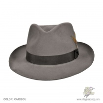 Chatham Fur Felt Fedora Hat alternate view 129