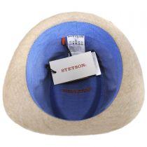 Linen Delave Trilby Fedora Hat alternate view 51