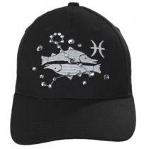 Pisces Jewel Adjustable Baseball Cap alternate view 2
