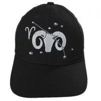 Aries Jewel Adjustable Baseball Cap alternate view 2
