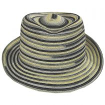 Spacedyed Braid Trilby Fedora Hat alternate view 2
