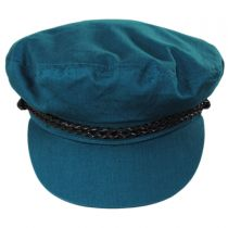 Ashland Herringbone Cotton Fiddler Cap alternate view 33
