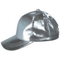 Metallic Adjustable Baseball Cap alternate view 7