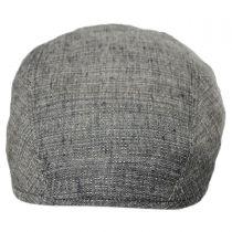 Linen and Silk Ivy Cap in