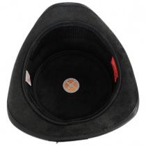 El Dorado Leather Top Hat in