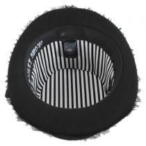 Vivienne Wool Felt Top Hat in
