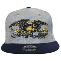 USA Top Honor 9Fifty Snapback Baseball Cap in