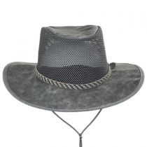 Monterey Bay Breeze Leather and Mesh Hat alternate view 9
